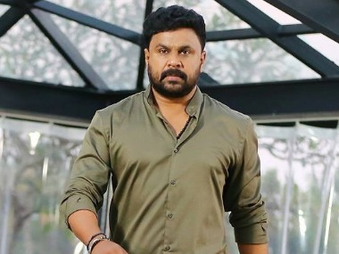 Malayali superstar Dileep. File image.