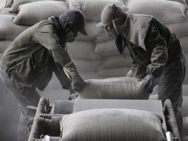 Bhutan's cement sector may be hit. Representational image