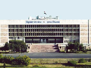 File image of Gujarat Assembly. PTI