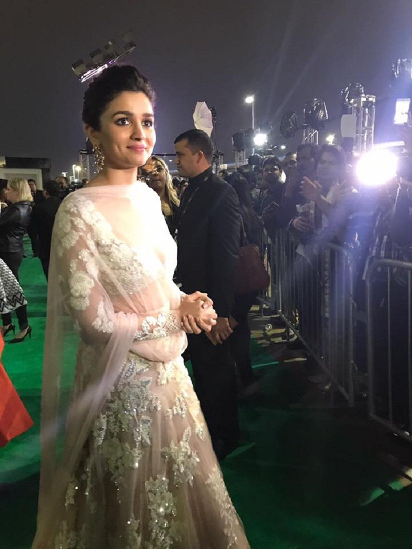 Alia Bhatt has been nominated in the Best Actress Category
