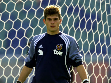 Iker Casillas was part of the Spanish side that made it to the semi-finals of the 1997 event in Egypt. Reuters