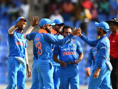 India will look to test their bench strength against West Indies on Sunday. AFP