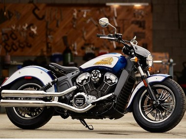 Indian Scout. Image credit - company website.