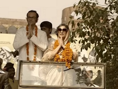 Still from Indu Sarkar. YouTube screengrab