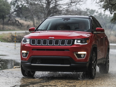 The 2017 Jeep Compass will be the company's first made-in-India SUV.