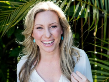 File image of Justine Damond, also known as Justine Ruszczyk, from Sydney. Reuters
