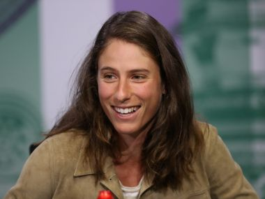 Tennis - Wimbledon Preview - London, Britain - July 2, 2017 Great Britain's Johanna Konta during a press conference REUTERS/Jed Leicester/Pool - RTS19GLS