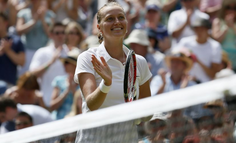 Can Petra Kvitova win her third Wimbledon coming back from a career-threatening hand injury? Reuters