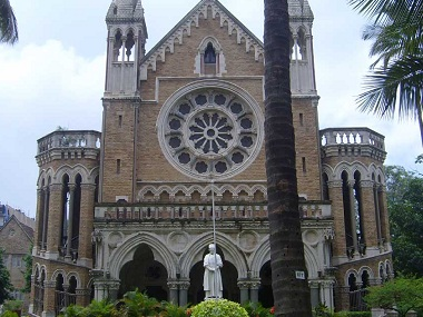 Mumbai University. Image courtesy Wikimedia Commons