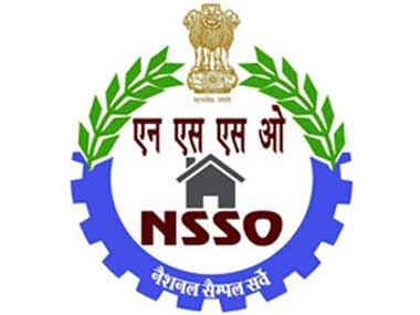 File image of the NSSO logo. Image courtesy: nic.in