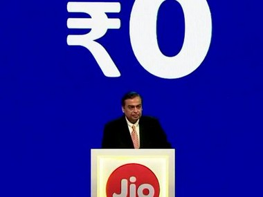 Mukesh Ambani, Chairman, Reliance Industries. Courtesy: News18