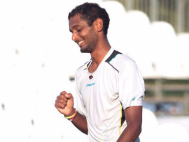 File photo of Ramkumar Ramanathan. Image courtesy: Emilio Sanchez Vicario via Twitter