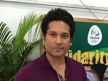 File photo of Sachin Tendulkar. Image courtesy: World Rugby Sevens via Twitter