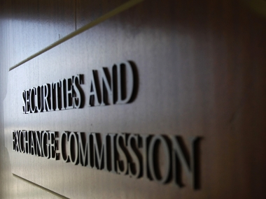 The office of the Securities and Exchange Commission. Reuters