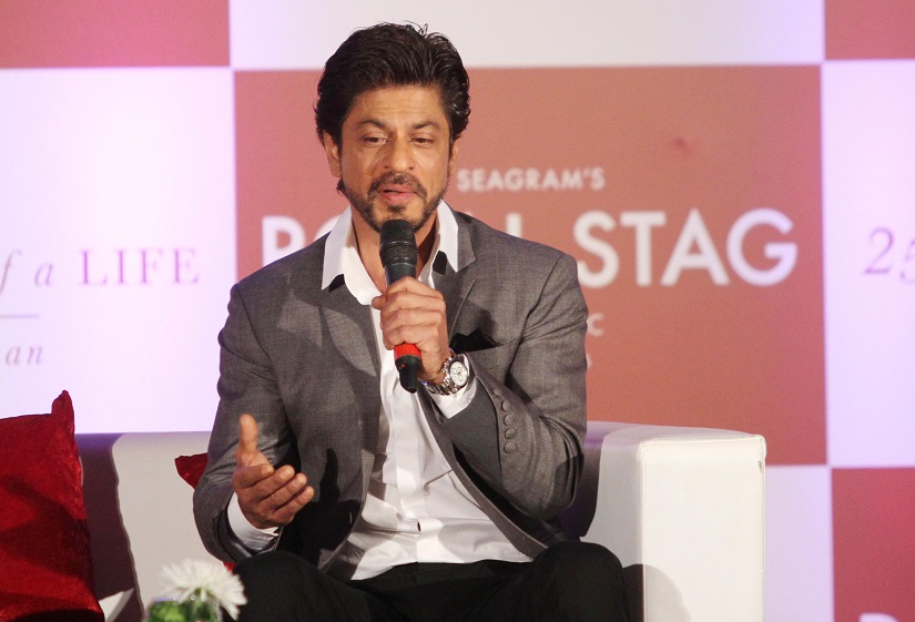 Shah Rukh Khan is among the notable Indian actors whose name was left out of the Academy's list of new members. Solaris Images/File Photo
