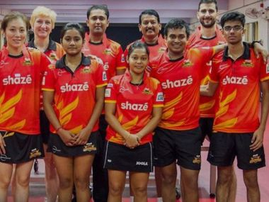 File image of Shazé challengers. Image courtesy: Twitter/@TTChallengers