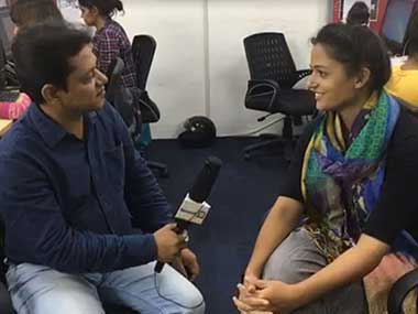 Shehla Rashid in an interview with Firstpost.