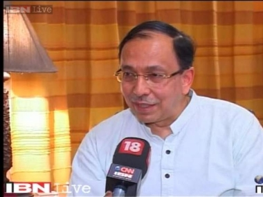 File image of Trinamool MP Sugata Bose.  News Courtesy: IBNLive