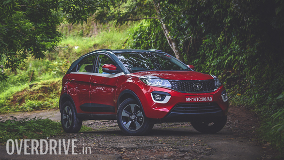 Tata Nexon Compact Suv First Drive Review An Impressive Debut