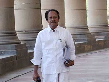 File image of Thambidurai. PTI