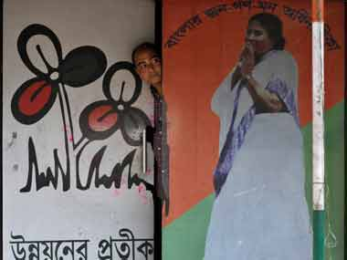 Trinamool Congress is the second largest Opposition party. Reuters file image