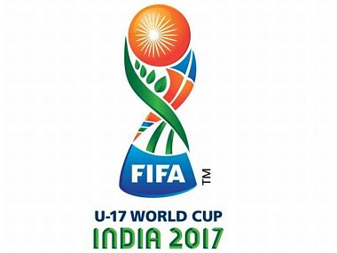 The U-17 FIFA World Cup logo. Image Courtesy: FIFA Facebook page
