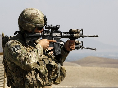 Representational image of US Army personnel. Reuters