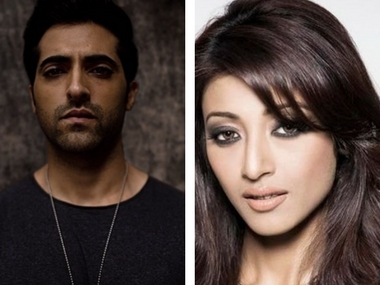 Akshay Oberoi and Paoli Dam. Images from Twitter.