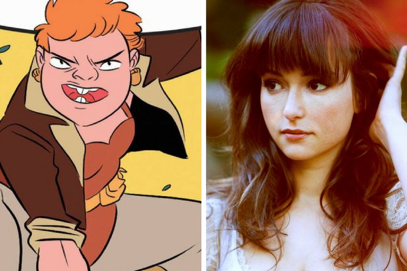 Squirrel Girl, Milana Vayntrub. Image via Creative Commons.