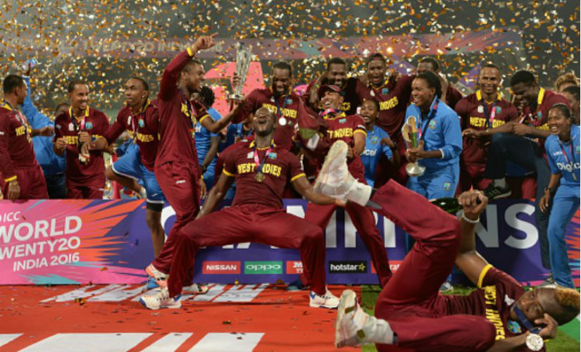 West Indies have become a potent unit in T20Is, winning the 2012 and 2016 World Cups. Getty images