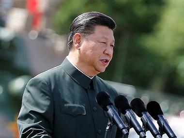 File image of Xi Jinping. Reuters