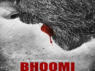 First look of Bhoomi. Image from Twitter.