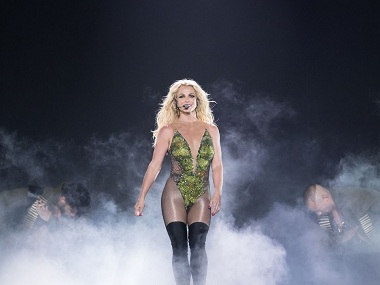 Britney Spears. Image from Twitter.