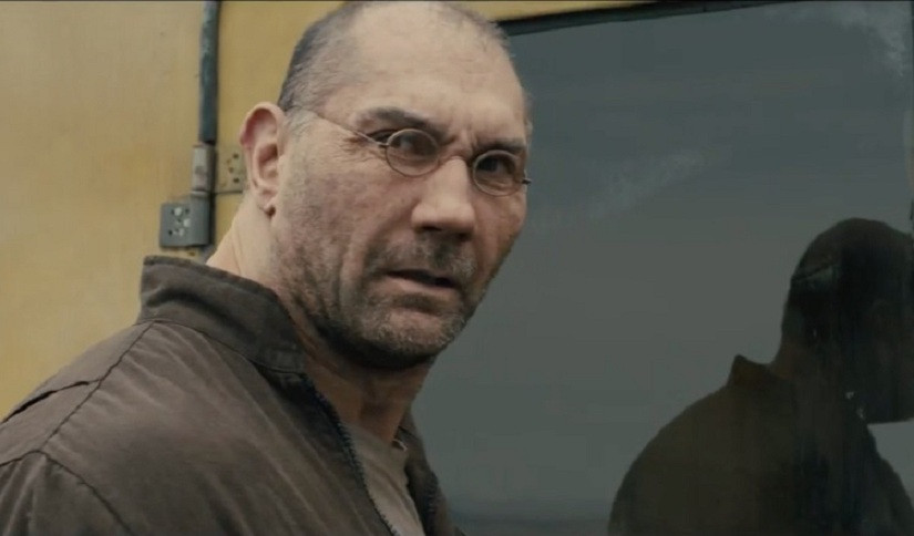 Will Dave Bautista be playing a replicant in the film?