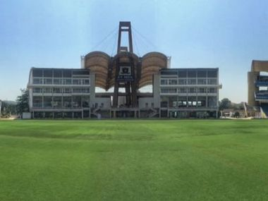 File photo of the DR. DY Patil Stadium, Navi Mumbai. Image courtesy: FIFA