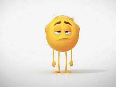 The Emoji Movie. Image from Twitter.