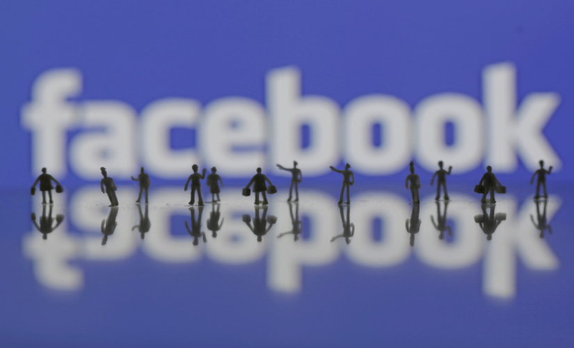 Facebook Groups as a tool to keep rude, noisy people out of debates on politics and society/ Reuters pic