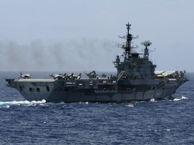 File image of INS Viraat. Reuters