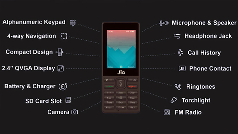 jiophone-features