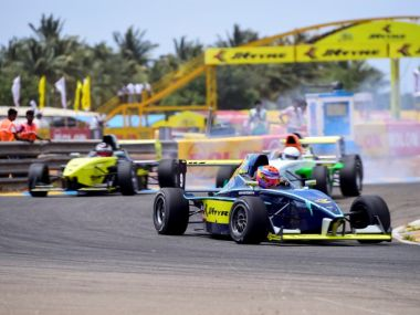 The upcoming event will be the 10th edition of the JK Tyre National Racing Championship.