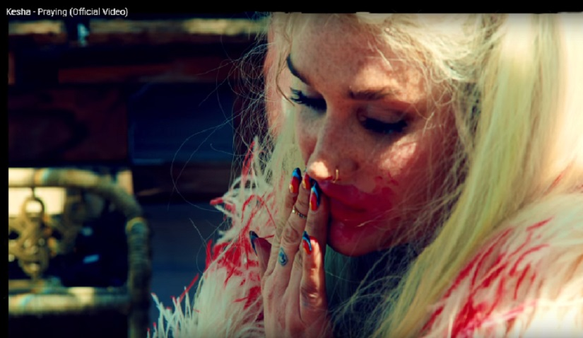 Screenshot from Praying.