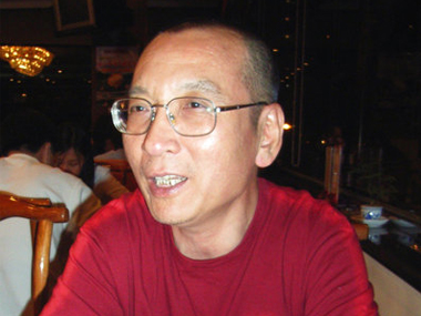 File image of Liu Xiaobo. AP