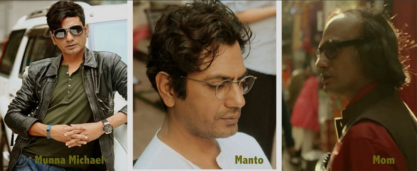 Nawazuddin Siddiqui in different avatars. Image from Twitter.