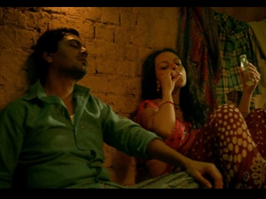 A still from 'Barfani'.
