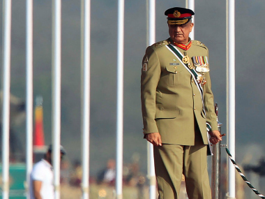 File image of Pakistan Armcy chief General Qamar. Reuters