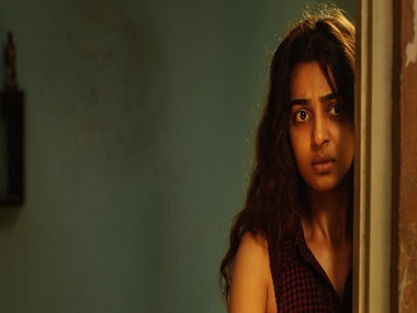 Radhika Apte in a still from Phobia. Twitter