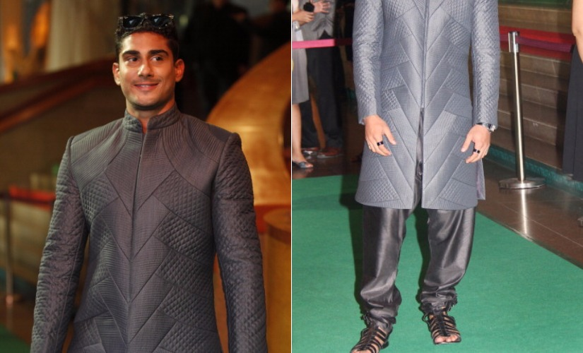 Prateik Babbar. Images from Getty Images.