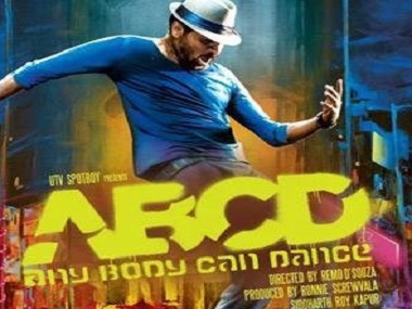 Poster of ABCD.
