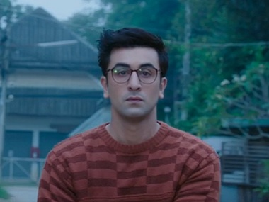 Ranbir Kapoor in Jagga Jasoos. Image via Youtube