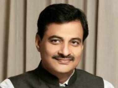 File image of Maharashtra minister Ranjit Patil. Twitter @MLC_RanjitPatil